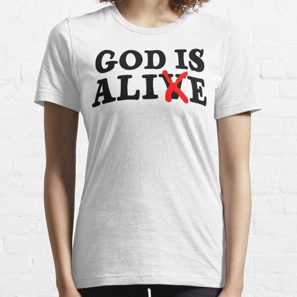 God is a Lie Essential T-Shirt