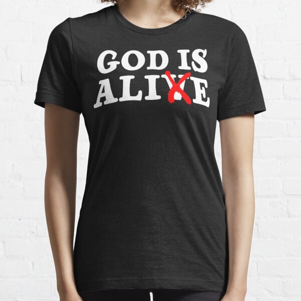 God is a Lie (dark) Essential T-Shirt