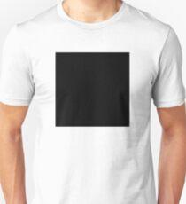 Black Square  Unisex T-Shirt