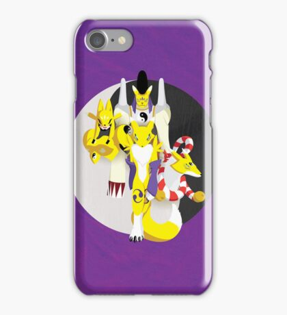 Fox Tail Inferno iPhone Case/Skin