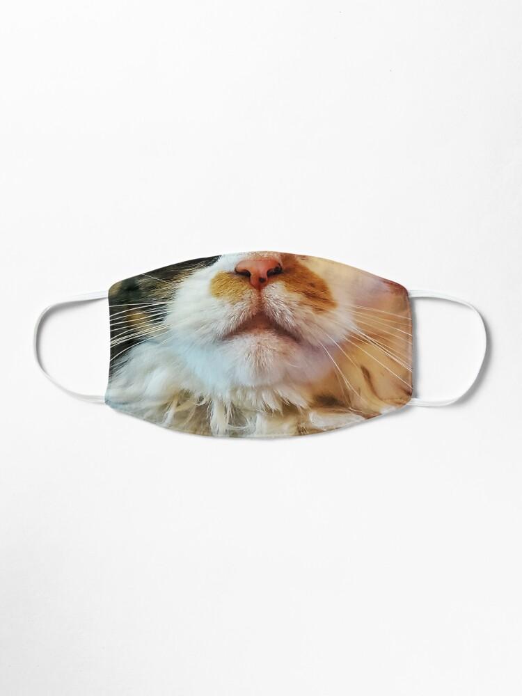 Alternate view of Bazuzu the Catdog Mask