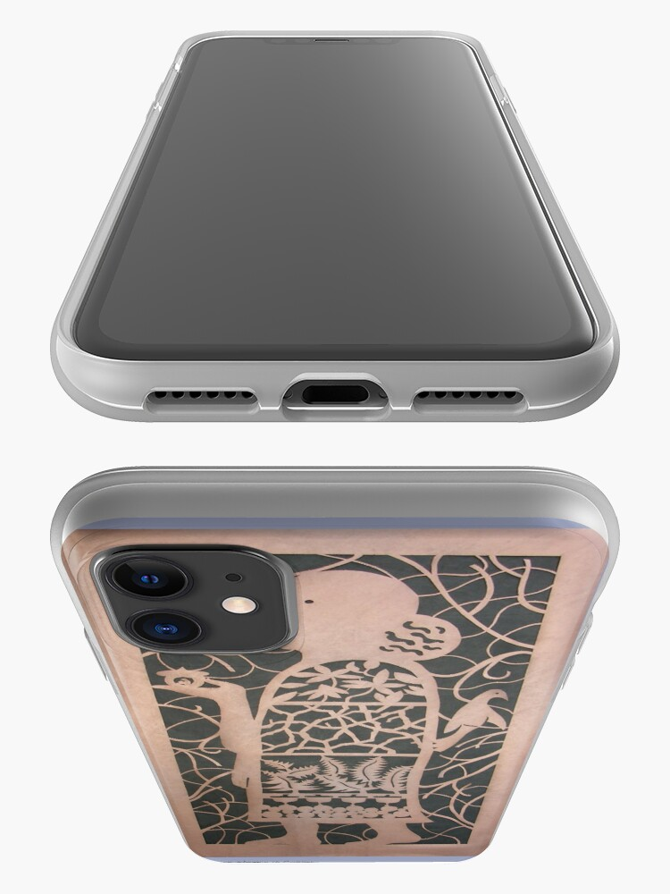 Alternate view of The Acorn Woman in Copper iPhone Case & Cover