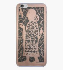 The Acorn Woman in Copper iPhone Case