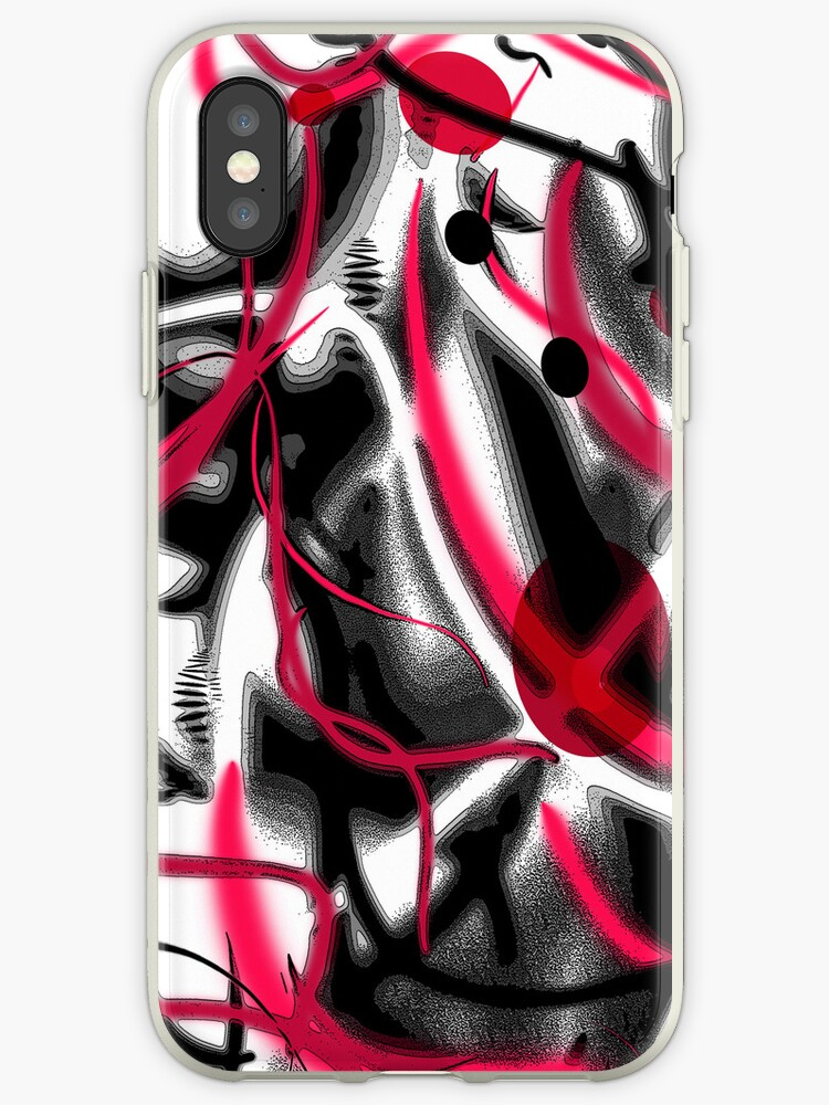 Red Graffiti by Shawna Rowe