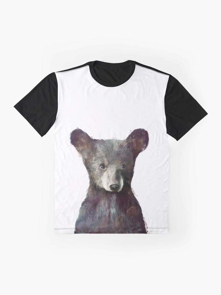 Alternate view of Little Bear Graphic T-Shirt