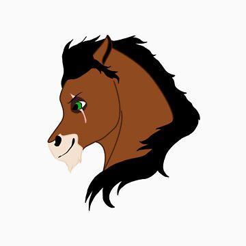 Scar pony by JordannAikman