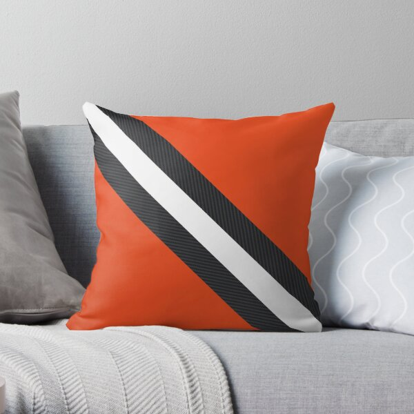 Cleveland Browns Pillows Cushions Redbubble