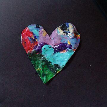 Open Heart by VictoriaGarden