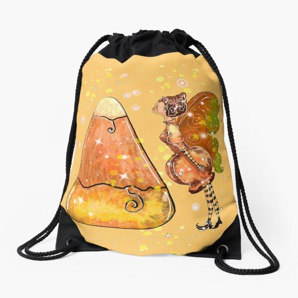 Kindy The Candy Corn Ball Fairy™ Drawstring Bag