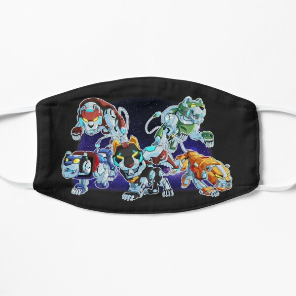 Lions of Voltron Mask