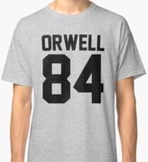 Orwell 84 Jersey - Black Classic T-Shirt