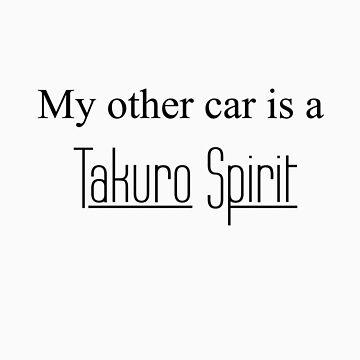 Takuro Spirit 2 by Braelove