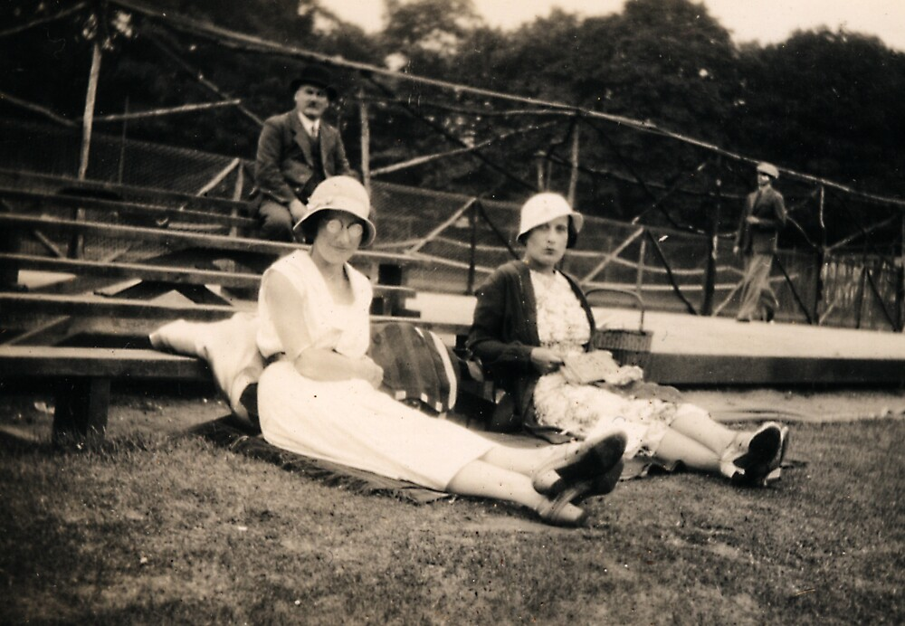 Cricket Legs 1929 by Robert Phillips