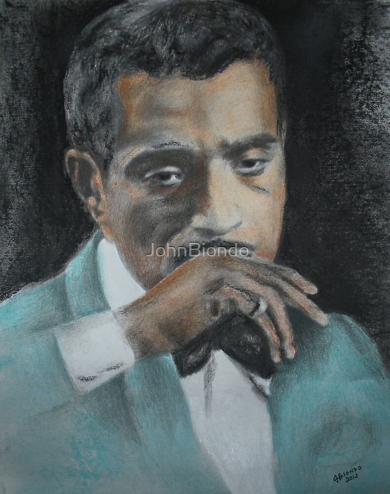 Sammy Davis Jr by JohnBiondo