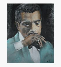 Sammy Davis Jr Photographic Print
