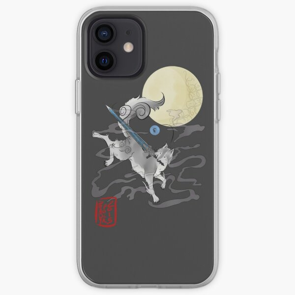 The Great Grey Wolf - Sifkami iPhone Soft Case