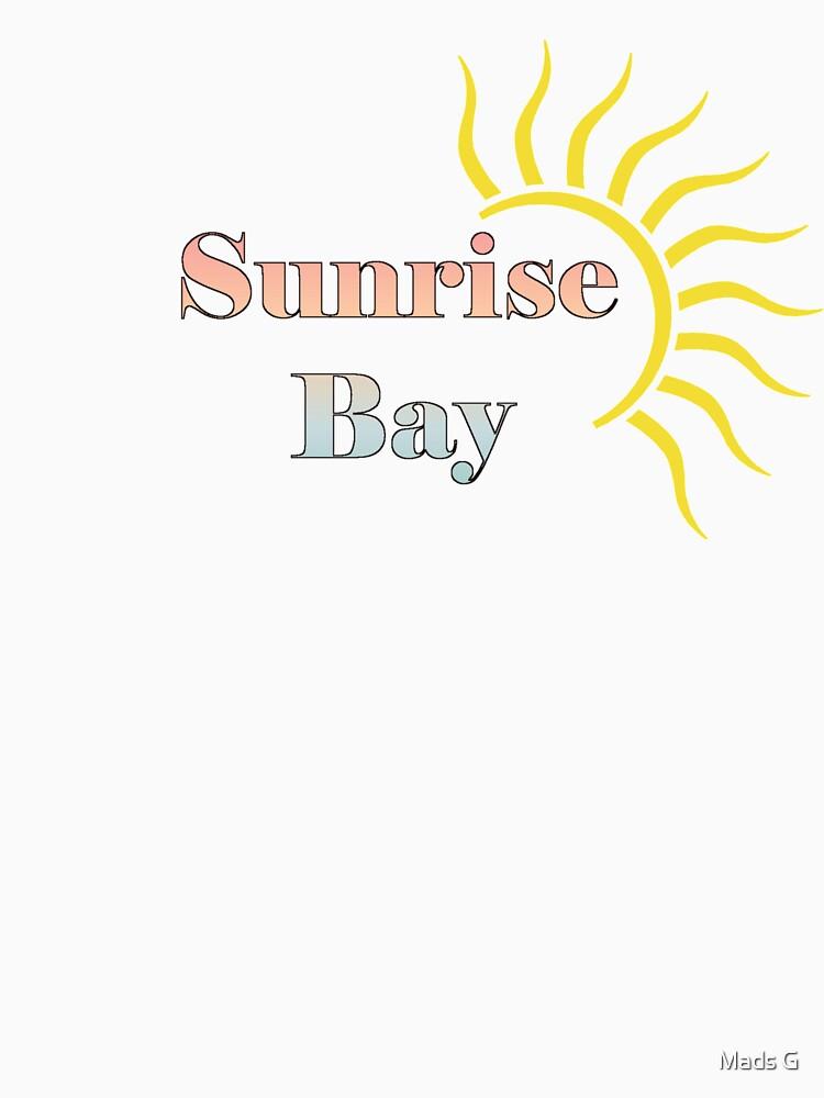 Sunrise Bay by madigreco