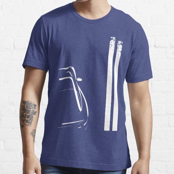 Viper Stripes (Grunge) Essential T-Shirt