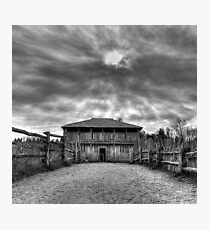 Timeless places Photographic Print