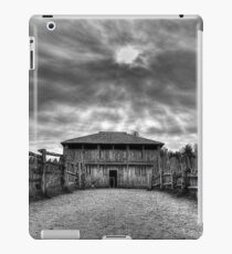 Timeless places iPad Case/Skin