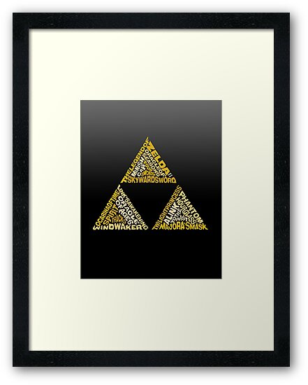 The Legend of Triforce by Ruwah