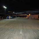 Deserted Working Dock by Heather Grenier