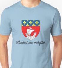 PARIS Motto:  Tossed but Not Sunk Unisex T-Shirt