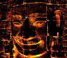 The Smiling One, Cambodia II by Michael Treloar