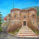 Castello Ducale di Faicchio by Allegretto