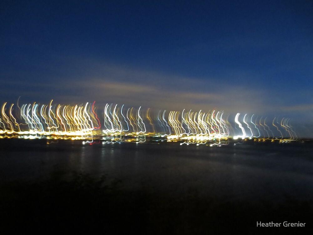 When Lights Erupt by Heather Grenier
