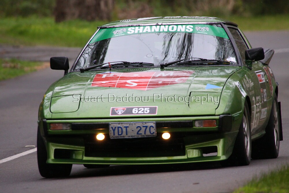 Special Stage 10 Montecute Pt.62 by Stuart Daddow Photography