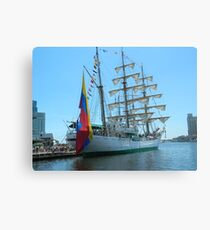 Tall Ships Canvas Print