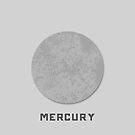 Mercury by Paper Street Co.