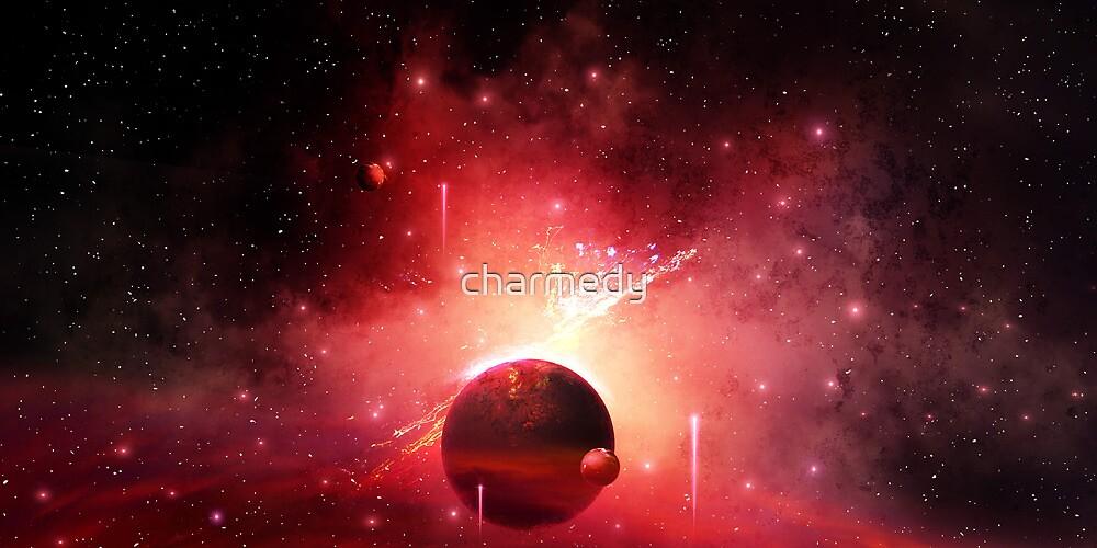 Mesmerizing Nebula by charmedy