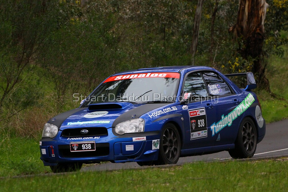 Special Stage 10 Montecute Pt.80 by Stuart Daddow Photography