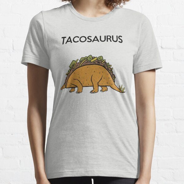 Tacosaurus Funny Graphic T-Shirt Essential T-Shirt