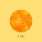 Sun by Paper Street Co.