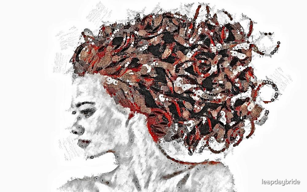 Rhythmic Chaos  by leapdaybride