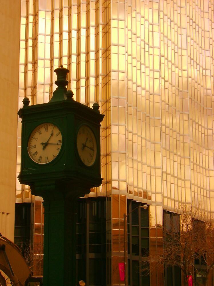 clock  by john best