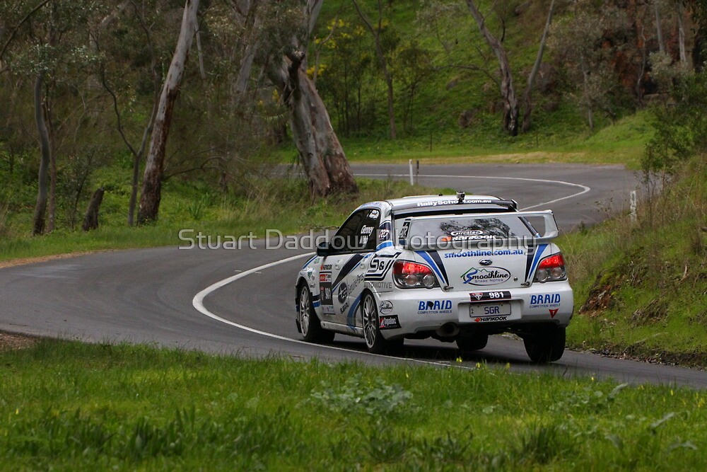 Special Stage 10 Montecute Pt.105 by Stuart Daddow Photography