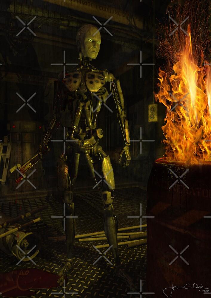 Burn by Jacob Charles Dietz