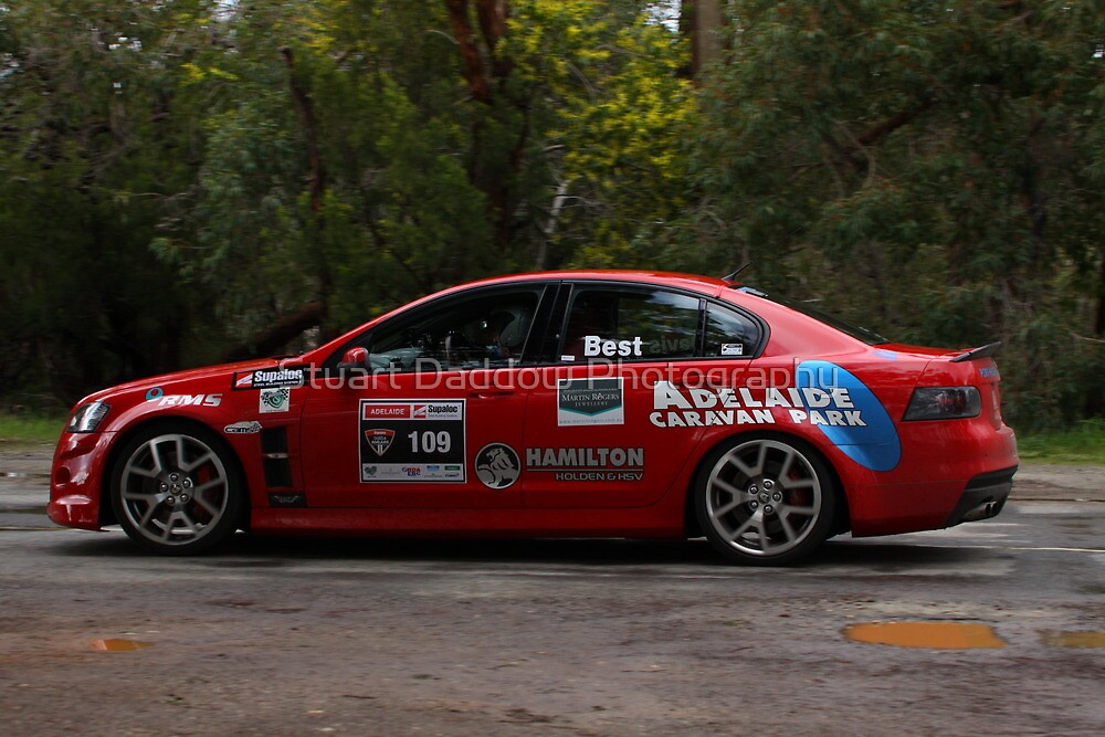 Special Stage 16 Stirling Pt.5 by Stuart Daddow Photography