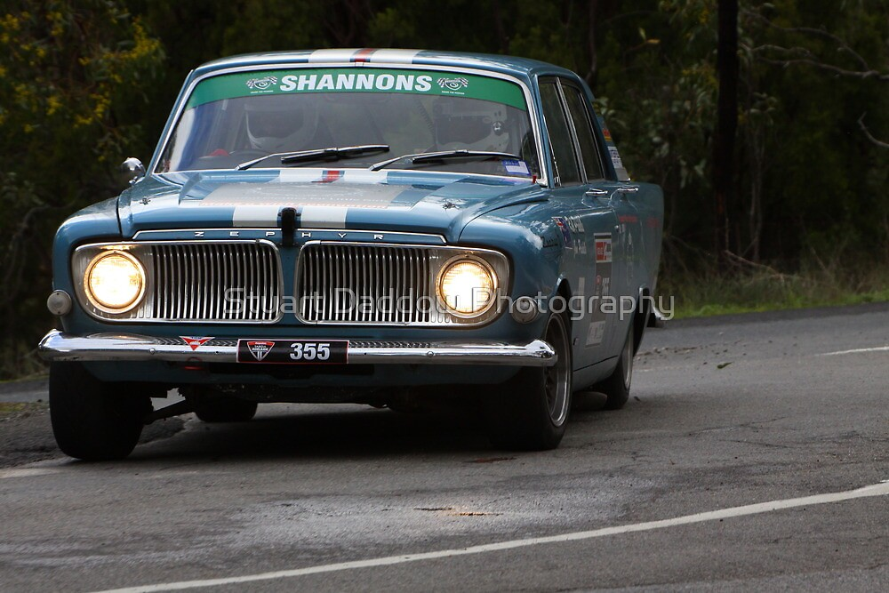 Special Stage 16 Stirling Pt.15 by Stuart Daddow Photography