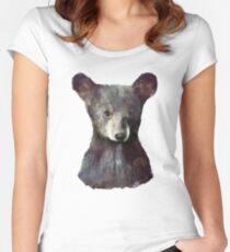 Little Bear Women's Fitted Scoop T-Shirt