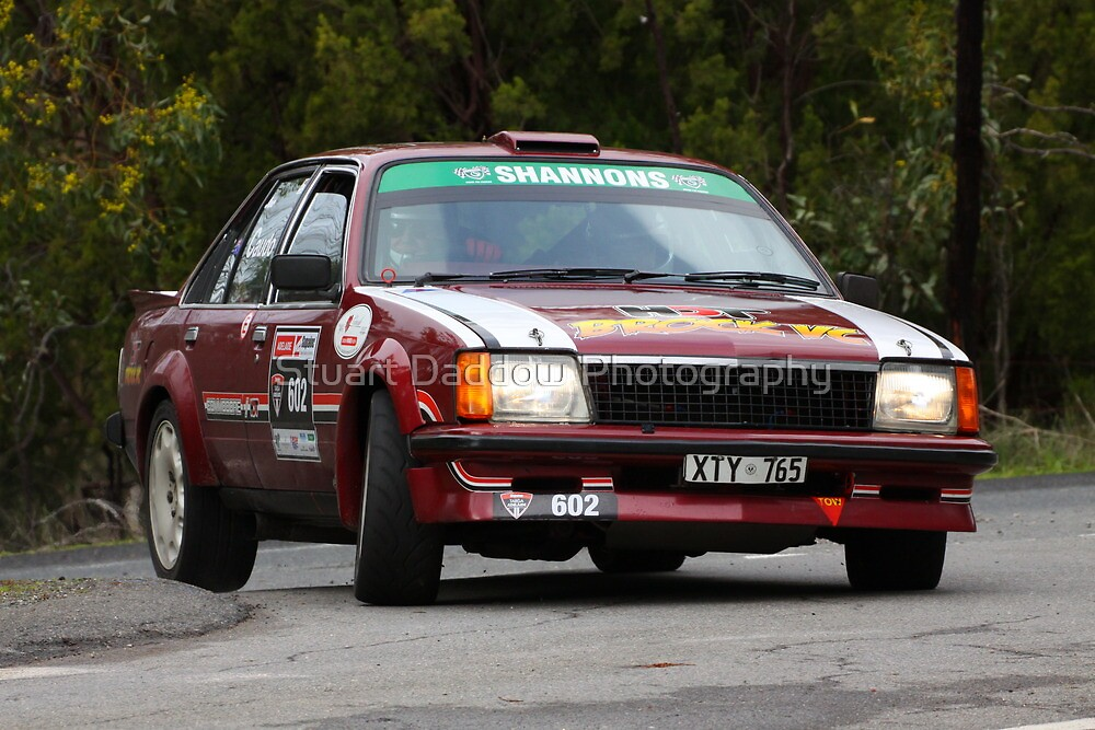 Special Stage 16 Stirling Pt.22 by Stuart Daddow Photography