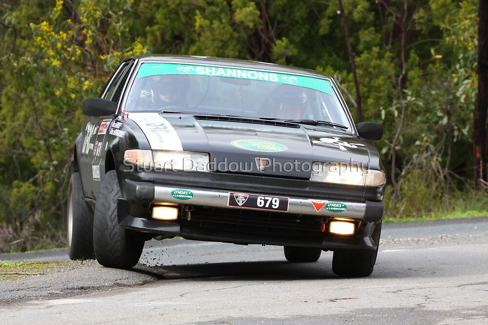 Special Stage 16 Stirling Pt.25 by Stuart Daddow Photography