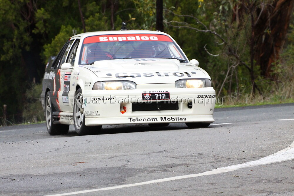Special Stage 16 Stirling Pt.28 by Stuart Daddow Photography