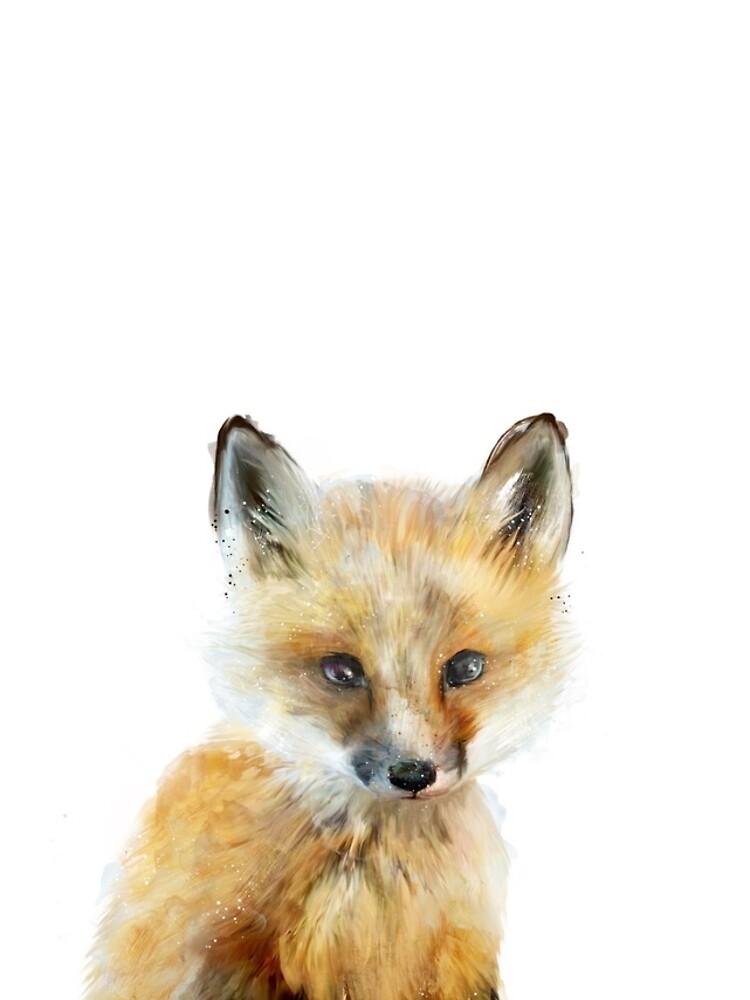 Little Fox by AmyHamilton