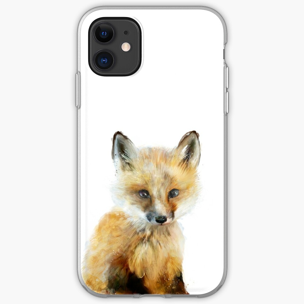 Little Fox iPhone Case & Cover