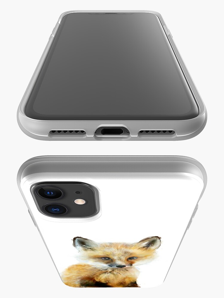 Alternate view of Little Fox iPhone Case & Cover